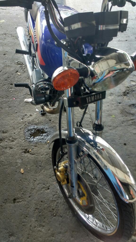 Vendo O Cambio por Moto 4t