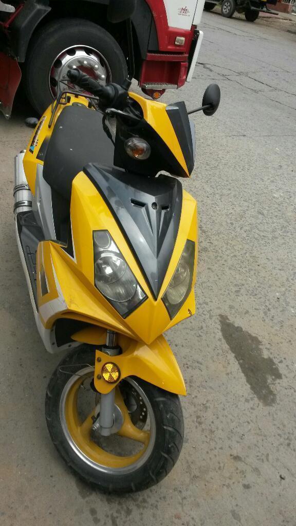 Scooter Rossetti 125 Moto Italiana