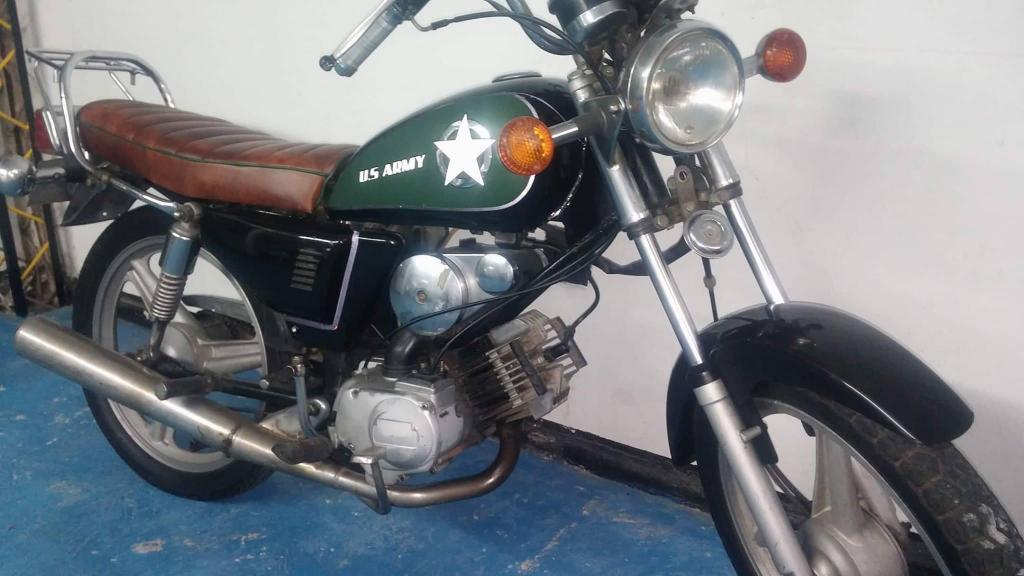Moto Jincheng 100cc 1997 Barata $899.999 Bogota2 Tiempos