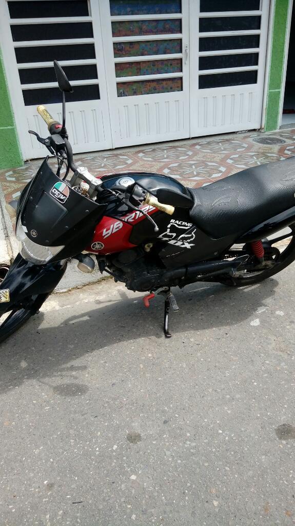 Vendo Moto Ybr 125 2011 en Castilla