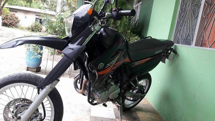 xtz 250 modelo 2013