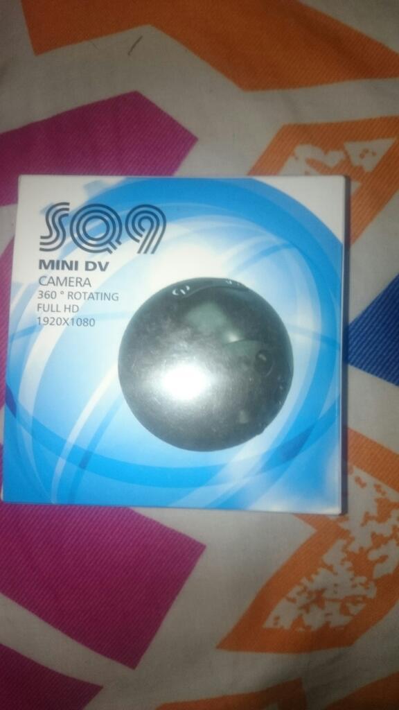Vendo Mini Camara Spia Vision Noche
