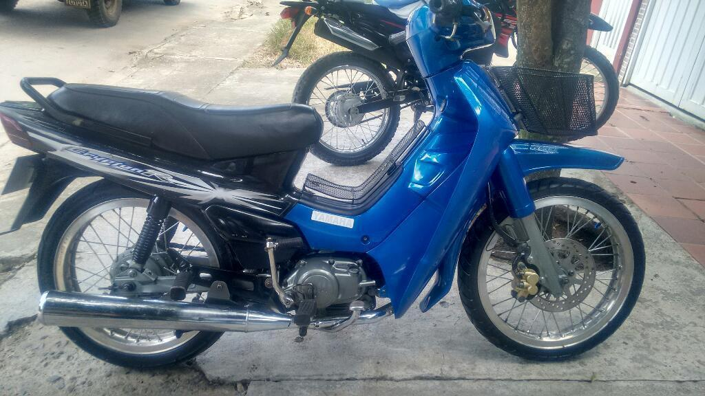 Motocicleta Crypton R 110 Modelo 2006