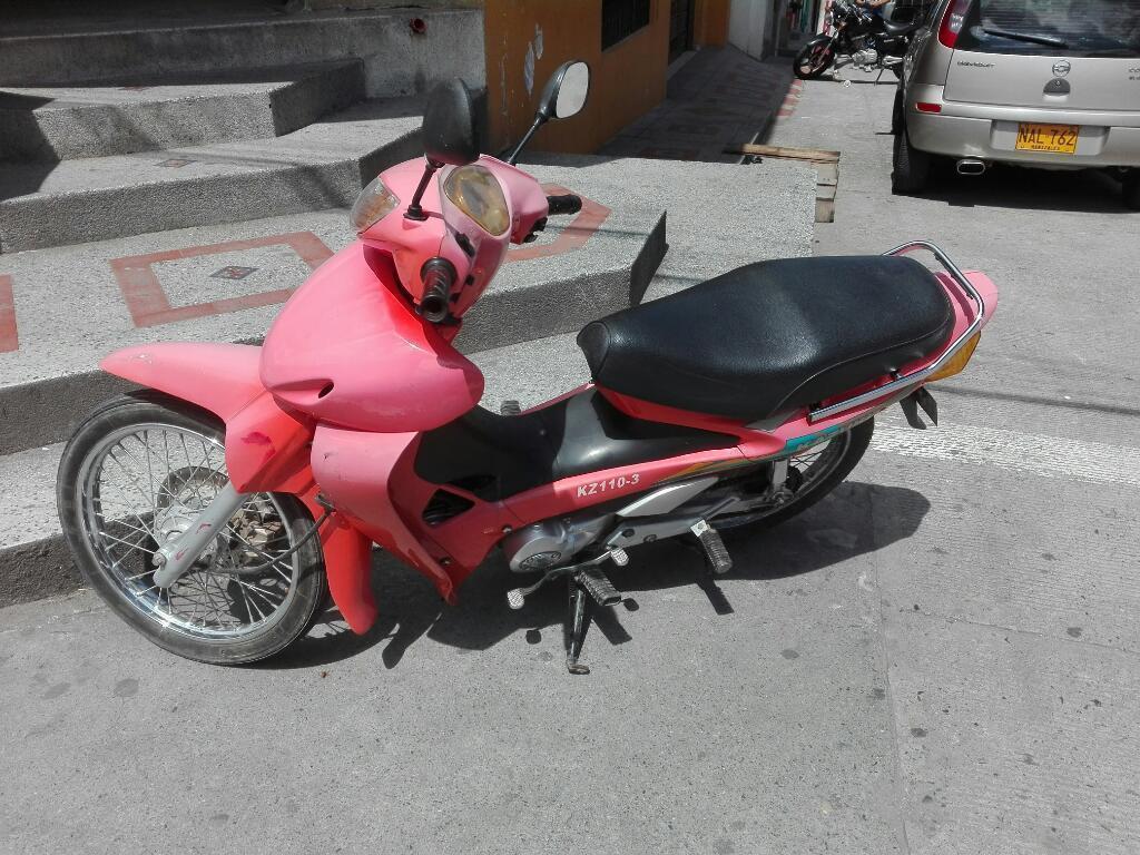 Vendo Moto Kazuki 110