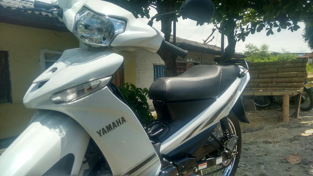 Yamaha Crypton 125 Mod 2014