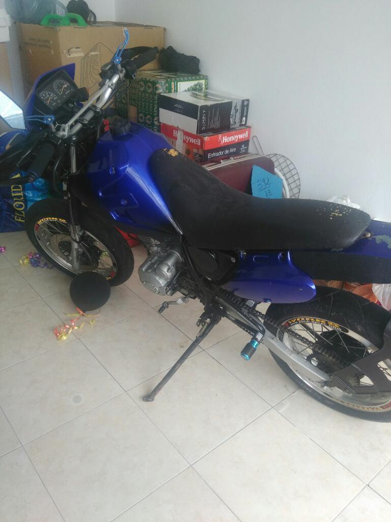 Moto Ayco 150 Enduro