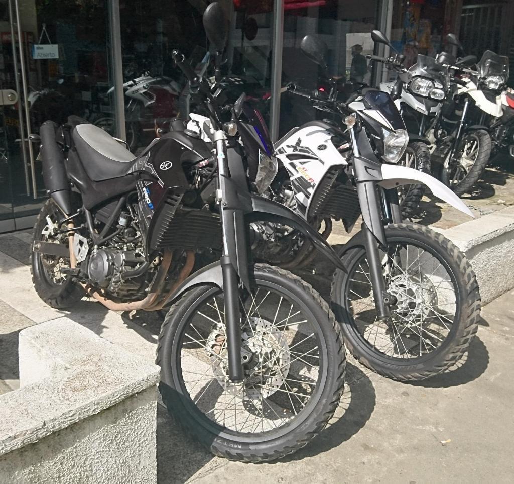 Concesionario Vende Yamaha XT 660