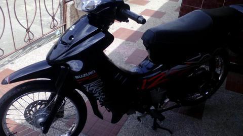 Vendo Hermosa Moto