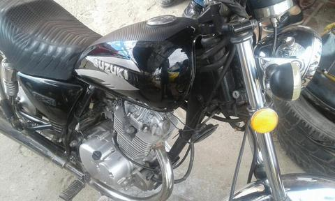 Moto Gn 125