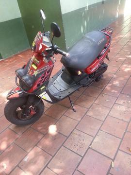 Se Vende Esta Moto Bws 125 Modelo 2007