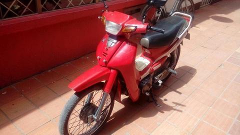 Moto Yamaha Kripton