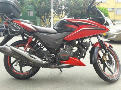 Moto Honda Cbf 135