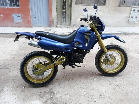 Moto Enduro barata