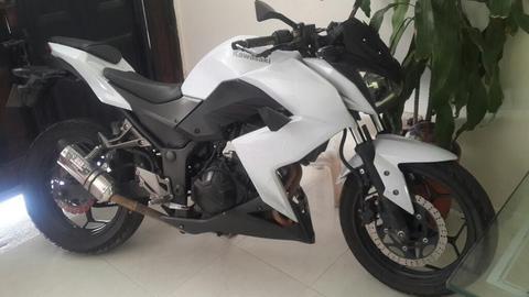 Kawasaki Z250 Mod 2015
