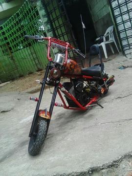 Vendo Moto Mi Ni Choper