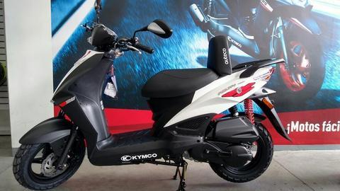 Motocicleta Agility Rs Naked