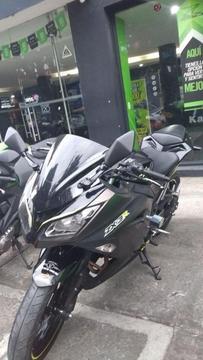 Cambio Permuto Vendo Kawasaki Ninja 300 Pulsar Yamaha KTM Duke TVS Apache