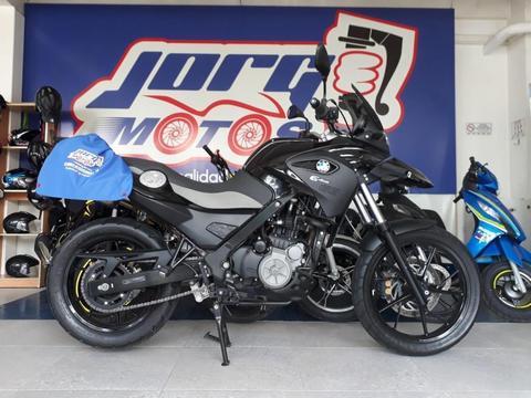 JORGE MOTOS . BMWG 650 2015 Negro, ¡¡Como Nueva!! Financiación, Recibimos Motocicleta Usada!!!