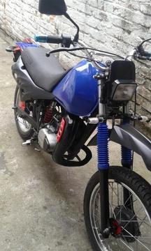 Vendo Moto Ts 125