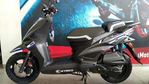 Motocicleta Agility Digital 3.0