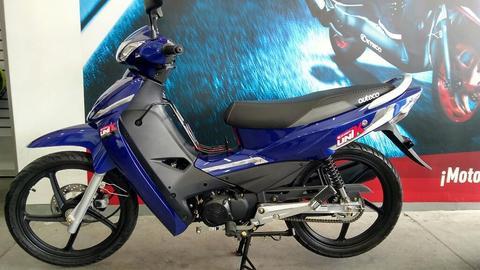 Motocicleta Unik 110