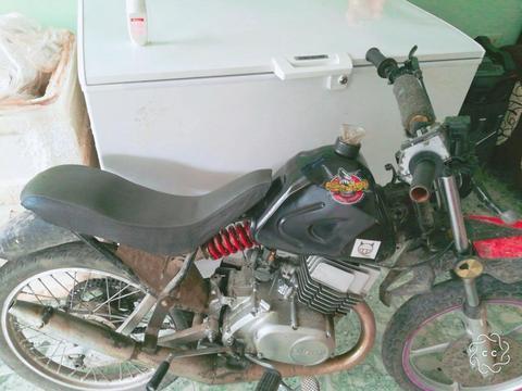 Ax Moto Cros