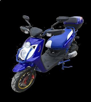 Moto Scooter 125c.c