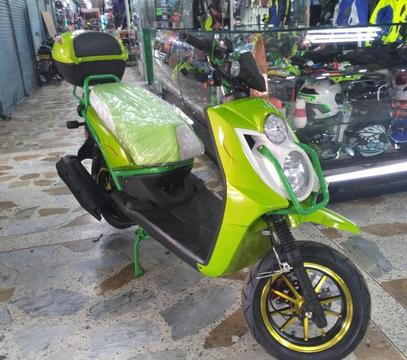Moto Scooter Nueva
