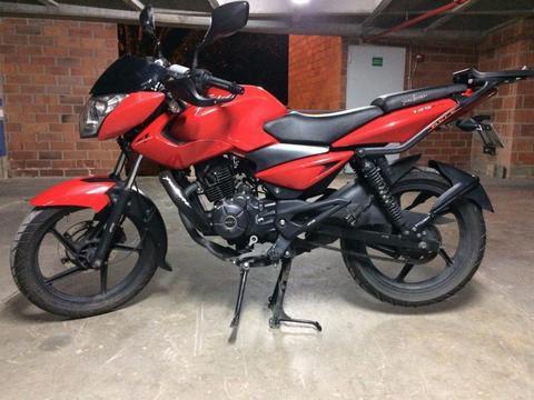 Pulsar 135 Roja Modelo 2011 Excelente Estado