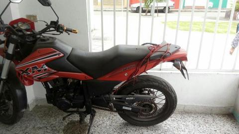 Venta Moto Xm 2011