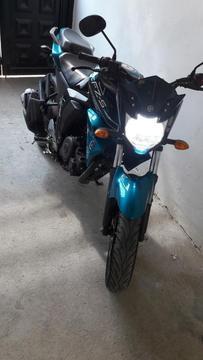 Yamaha Fz 2.0 2016
