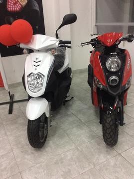 Motos Marca Sym Credito Facil