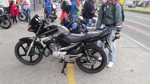 Yamaha Ybr Como Nueva