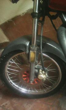 Se Vende Moto Um 2007 Freno de Disco Tar