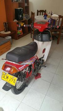 Vendo Hermosa Moto Kawasaki Neo Max