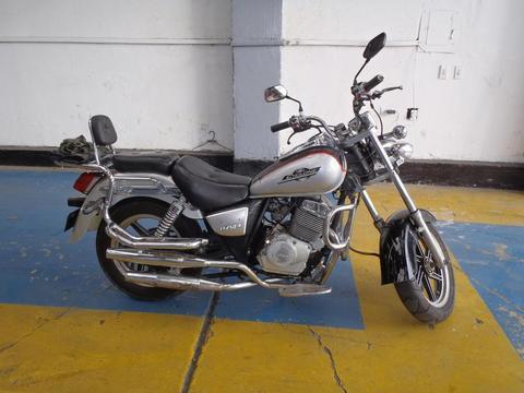 Moto Lifan LF250