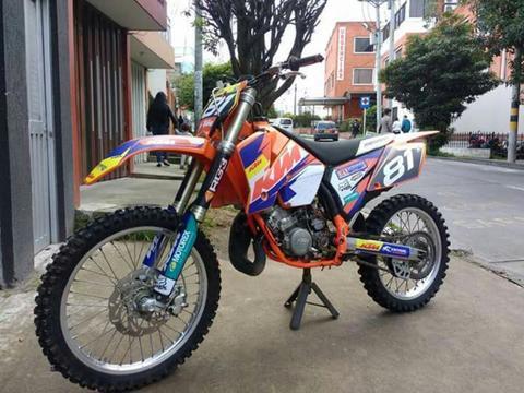 Ktm Sx200 Cross O Enduro