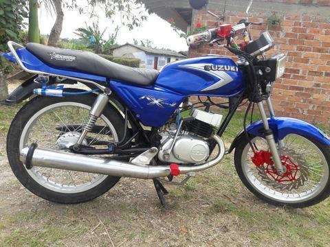 C Vende Ax Modelo 2008 Traspasoy Tarjeta