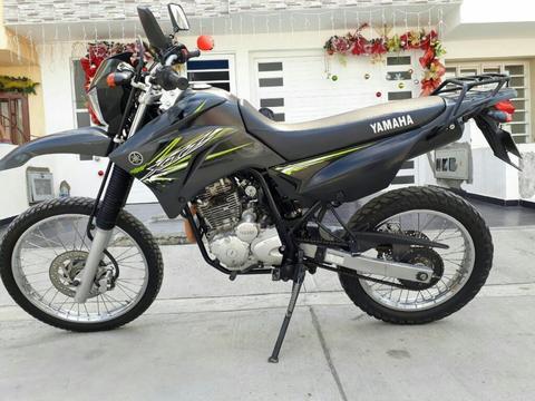 Xtz 250 Yamaha Como Nueva