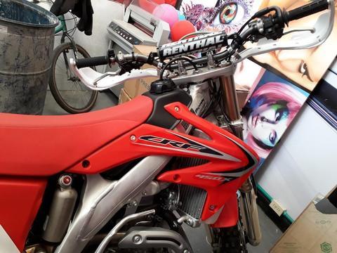 Honda Crf450 Ganga Nueva