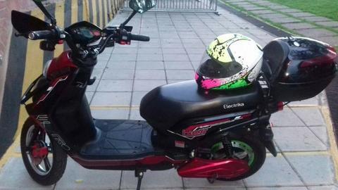 Moto Bless Eléctrica