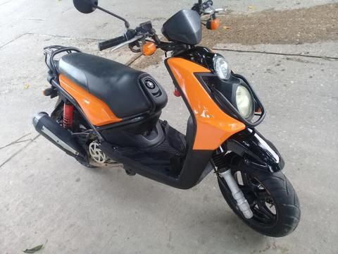 Se Vende Linda Moto Bws 4t