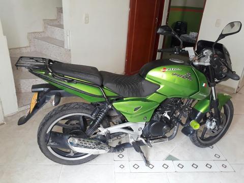 Pulsar 180 Ug Verde Esmeralda