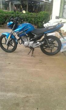 Moto Ybr 125 2014