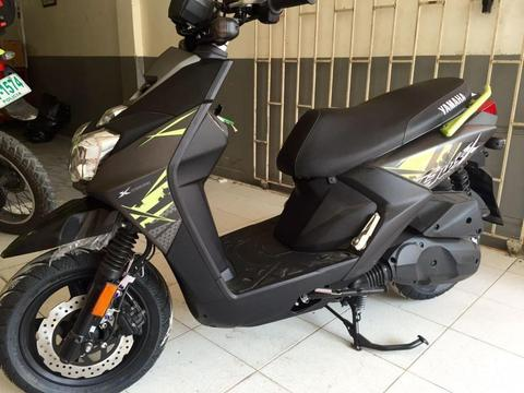 YAMAHA BWS FULL INJECTION 125CC