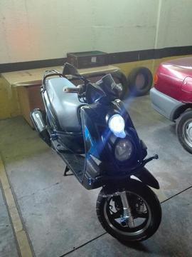 Vendo Moto Bws Yamaha Personalizada