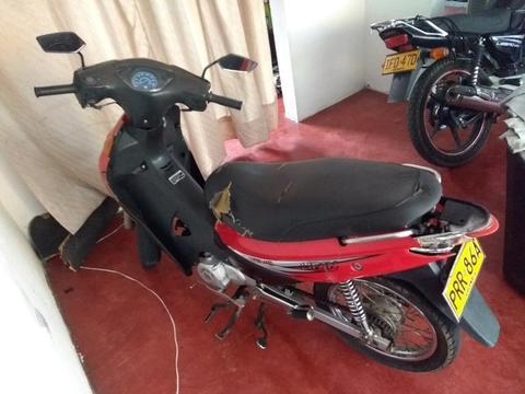 Moto Lifan 110 Modelo 2008