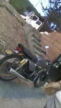 Venta Moto Akt 125 Modelo 2007