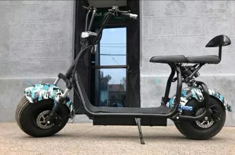 Moto Choper Mini Harley