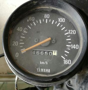 Yamaha Calimatic Moto Tacometro Relojes